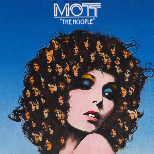 The contents don't quite match up, but this is an awesome cover! Mott The Hopple The Hopple, 1974