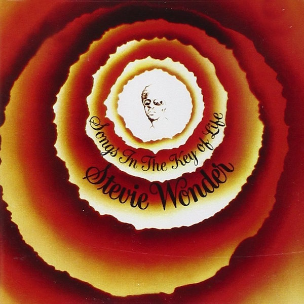 Go ahead, wander into the wonder of Village Ghetto Land... Stevie Wonder Songs in the Key of Life, 1976