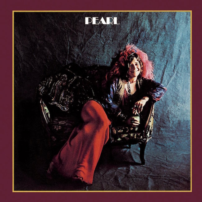 A fantastic photograph to accompany her most polished effort. It arrived after she died. Iconic and essential. Janis Joplin Pearl, 1971