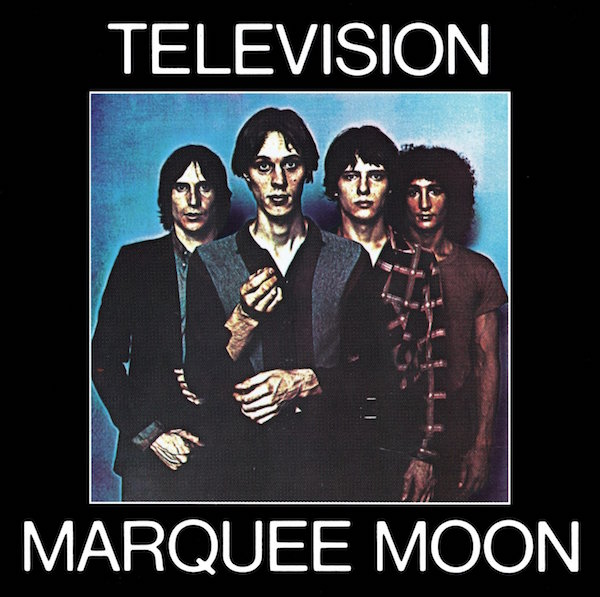 NYC PUNK goes top ten seeing no evil... Television Marquee Moon, 1977