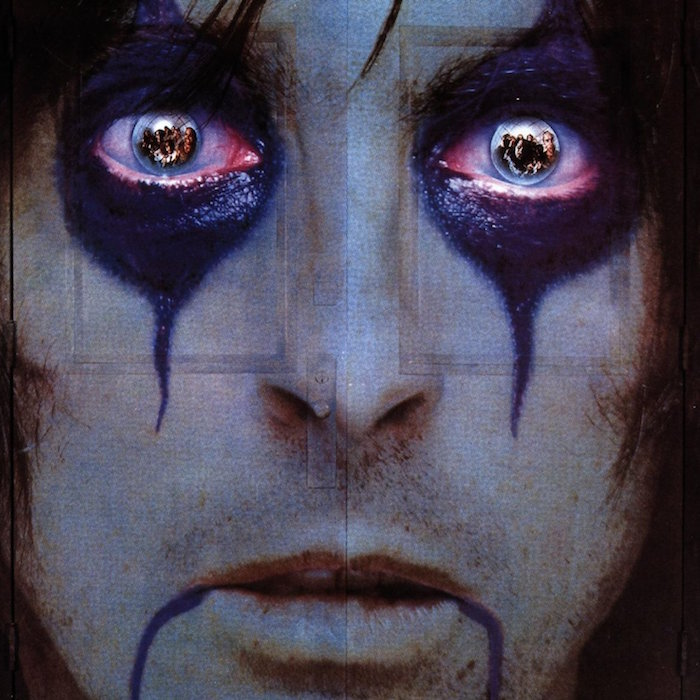 I never really got into this album, but I loved the way it all looked! Alice Cooper From the Inside, 1978