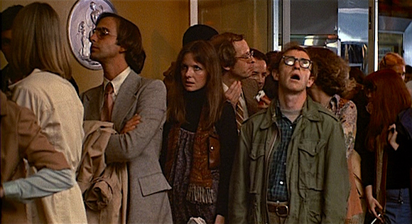 """""""What I wouldn't give for a large sock with horse manure in it!"""" Annie Hall Woody Allen, 1977 Cinematography 