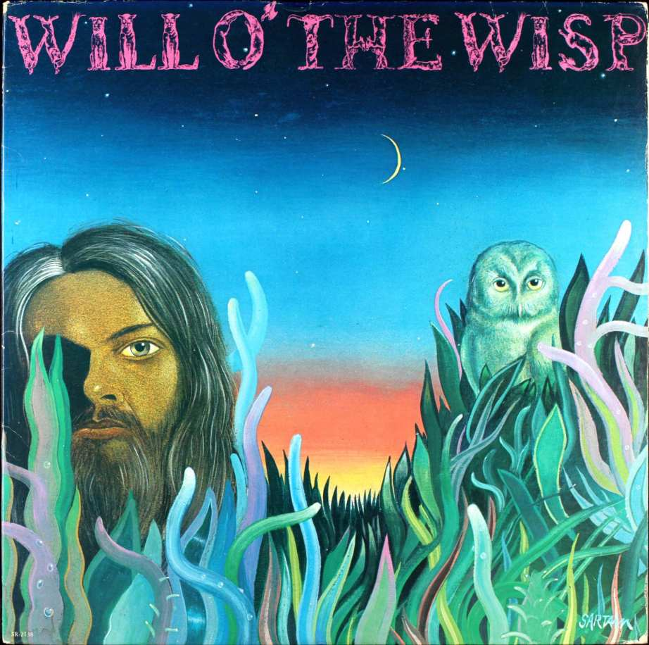 Leon Russell Will O' The Wisp, 1975