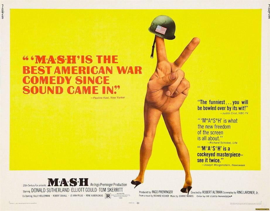 MASH Robert Altman, 1970