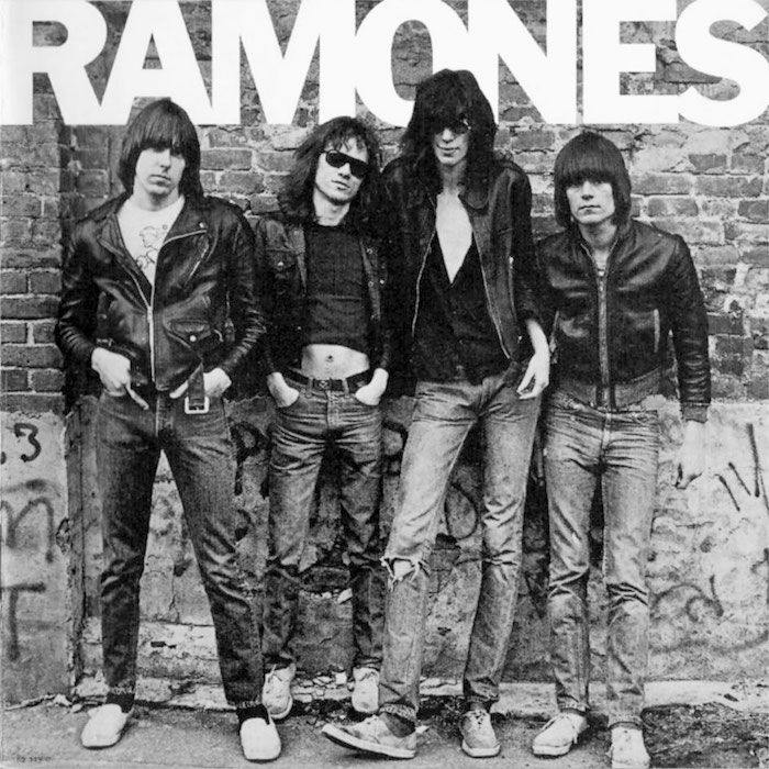 Welcome to NYC Punk... The Ramones The Ramones, 1976