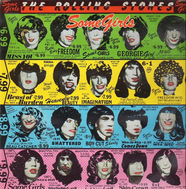 """We're gonna come around at twelve with some Puerto Rican girls just dying' to meet you..."" The Rolling Stones Some Girls, 1978"