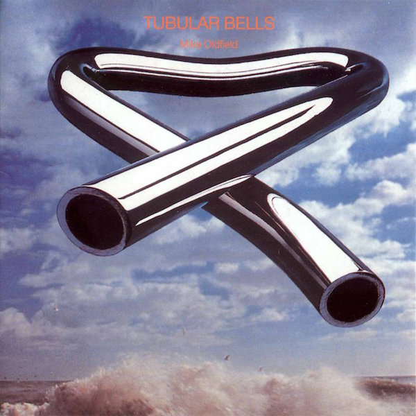 Impossibly cool album cover. The contents would later accompany on more than a few trips. ...so to speak. Michael Oldfield Tubular Bells, 1973