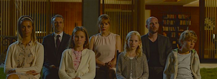 It is almost impossible to feel any empathy or understanding of the wealthy family as Borgman and his tribe begin to do what they will... Borgman  Alex van Warmerdam, 2013 Cinematography | Tom Erisman