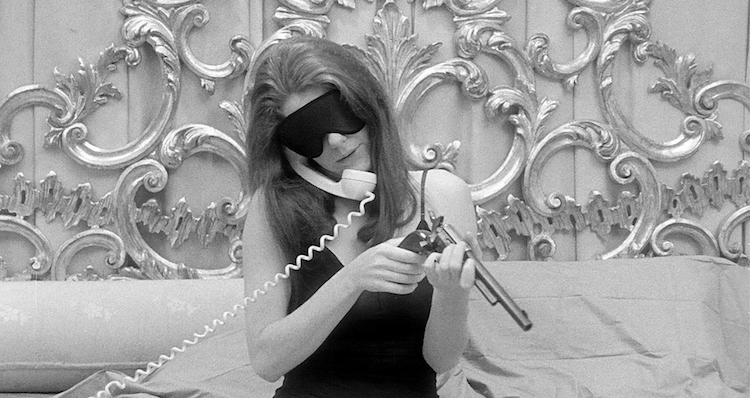 Before she became An Unmarried Woman and deservedly respected actor, Jill Clayburgh was a valuable featured player in an experimental movie mistakenly considered pornography. Jill Clayburgh The Telephone Book Nelson Lyon, 1971 Cinematography | Leon Perera