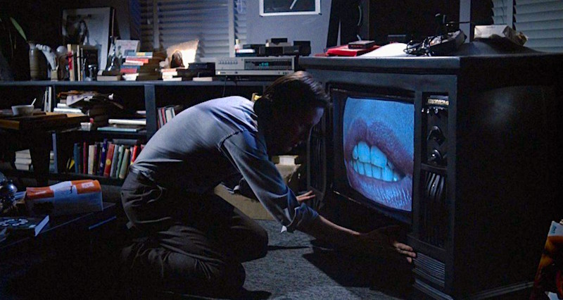 """What are you waiting for, Lover?"" Videodrome David Cronenberg, 1983"