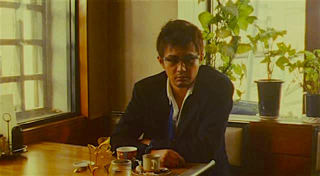 """""""Everything I'm about to tell you is a joke..."""" This young Yakuza soldier is having a strange day that quickly morphs into levels of strangeness too odd to be explained. There is genius here. Hideki Sone GOZU Takashi Miike, 2003 Cinematography 