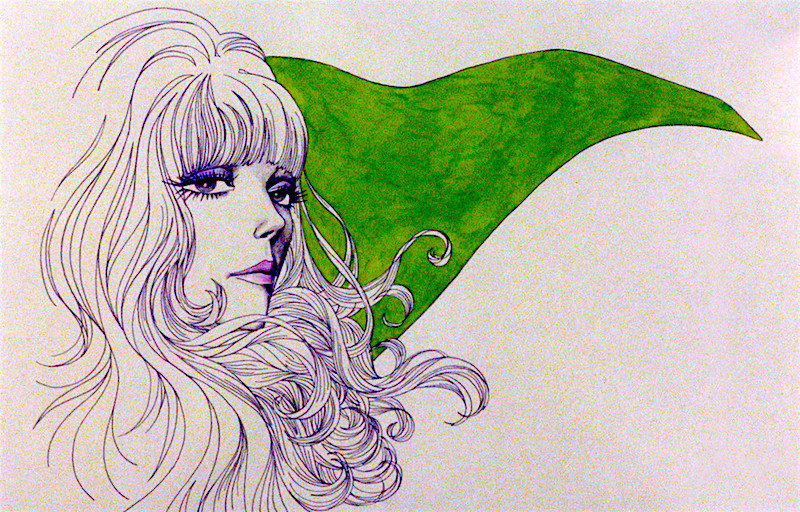 Defying conventional ideas of Anime and animation... Belladonna of Sadness Eiichi Yamamoto, 1973 Cinematography | Shigeru Yamasaki