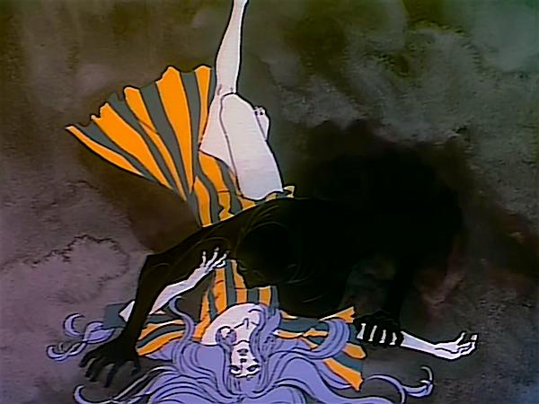 Surrendering to Satan... Belladonna of Sadness Eiichi Yamamoto, 1973 Cinematography | Shigeru Yamasaki