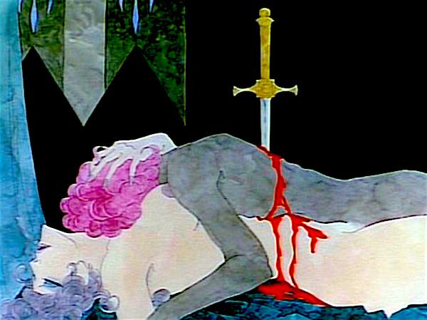 Belladonna of Sadness Eiichi Yamamoto, 1973 Cinematography | Shigeru Yamasaki
