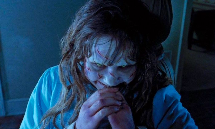 Entering the 1970's society felt that parents had control of their children. Cue a masterful film about a pretty little girl possessed by The Devil. Linda Blair The Exorcist William Friedkin, 1973 Cinematography | Owen Roizman