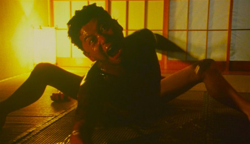 """There's no need to hide something as fine and dandy as that!"" GOZU Takashi Miike, 2003 Cinematography | Kazunari Tanaka"