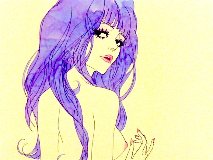 Do ya wanna hold me? Belladonna of Sadness Eiichi Yamamoto, 1973 Cinematography | Shigeru Yamazaki