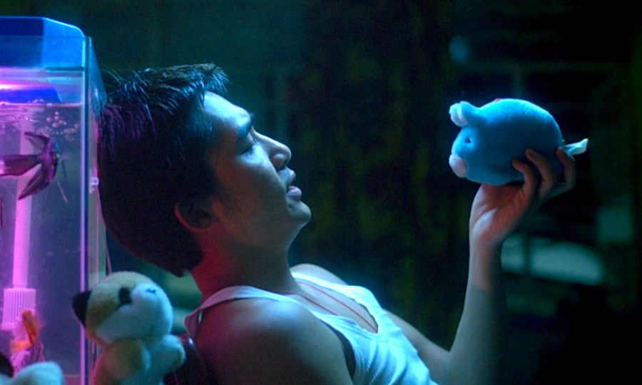Surviving in a Neon World Tony Leung Chungking Express Kar-wai Wong, 1994 Cinematography | Christopher Doyle