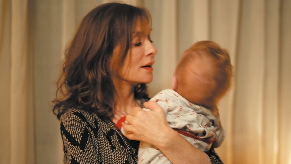 This might be fantastic... Isabelle Huppert Things to Come Mia Hansen-Løve, 2016 Cinematography | Denis Lenoir