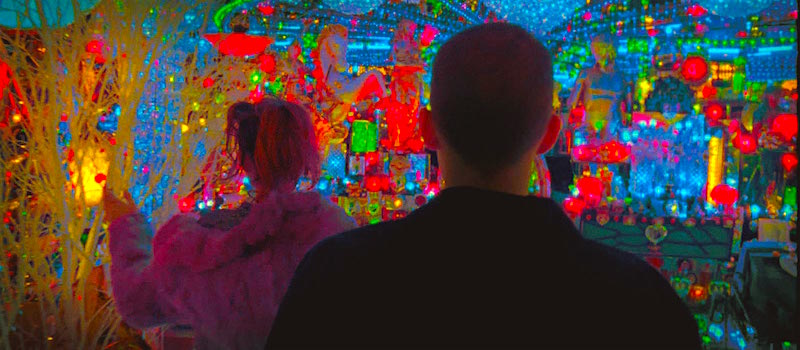 """It's fucking cold."" ENTER THE VOID Gaspar Noe, 2009 Cinematography 