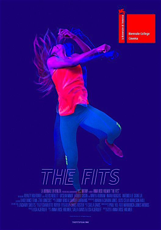 Never flinching... The Fits Anna Rose Holmer, 2015