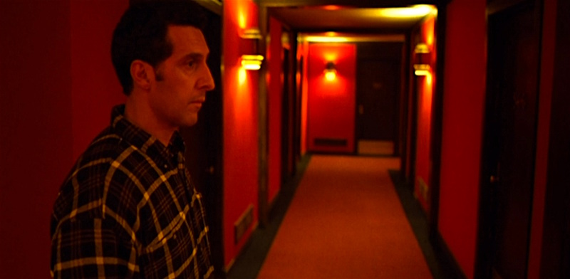 Accidental Death or murder? These spaces offer menacing paranoia. John Turturro Fear X Nicolas Winding Refn, 2003 Cinematography | Larry Smith