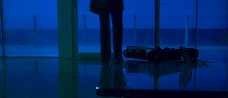 A familiar story is captured in brilliant moments of light, shadow, form and reflection. HEAT Michael Mann, 1995 Cinematography | Dante Spinotti