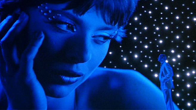 Suppose you had Tom Waits create an amazing score and perfected visuals to a neon-infused glow -- and nobody came to see it? Nastassja Kinski glowing... One From The Heart Francis Ford Coppola, 1982 Cinematography | Vittorio Storaro / Ronald Víctor García