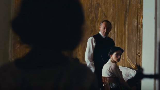 """He's been acting out a little bit."" The Childhood of a Leader Brady Corbet, 2015 Cinematography 