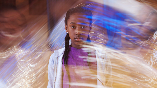 It's not what you think... Royalty Hightower The Fits Anna Rose Holmer, 2015 Cinematography | Paul Yee
