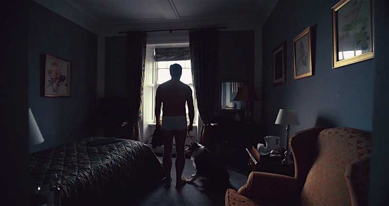 """ Back then, he didn't know how much it hurts to be alone..."" Colin Farrell The Lobster Yorgos Lanthimos, 2015 Cinematography 