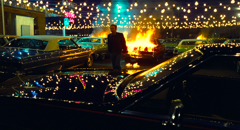 """This is not a marketplace."" Thief Michael Mann, 1981 Cinematography 