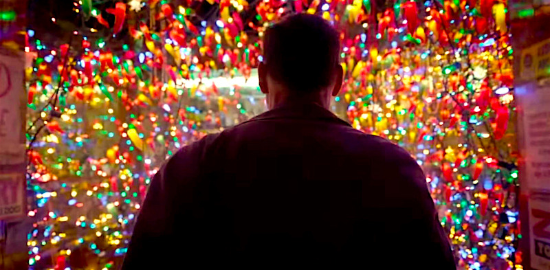 """I can't believe this is real."" ENTER THE VOID Gaspar Noe, 2009 Cinematography 