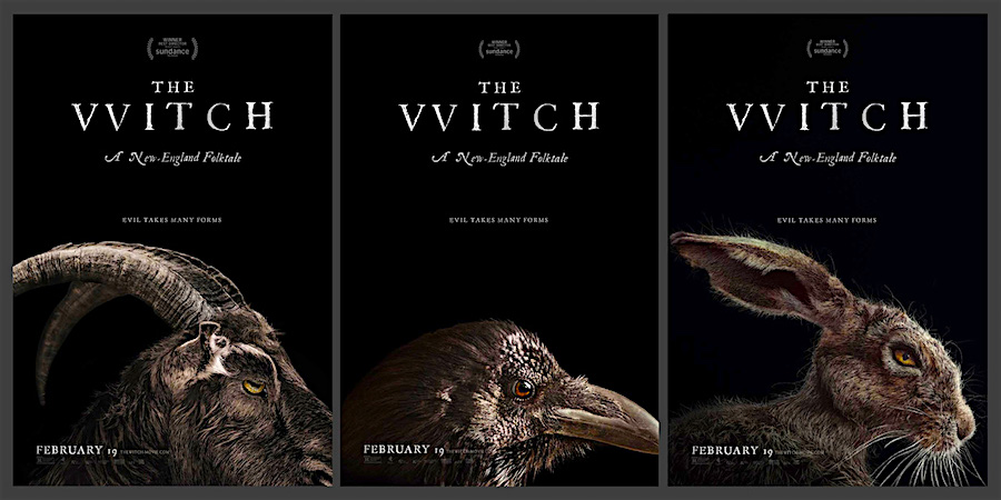 """Wouldst thou like to live deliciously?"" The Witch Robert Eggers, 2015"