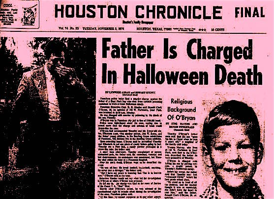 The headline that made urban legends seem all too real...