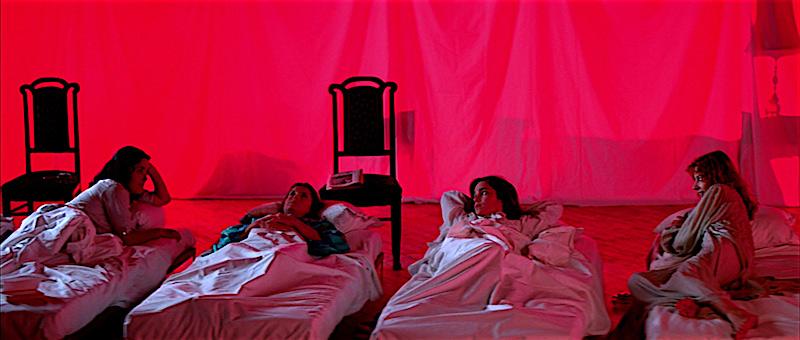 A snoring witch? Suspiria Dario Argento, 1977 Cinematography | Luciano Tovoli