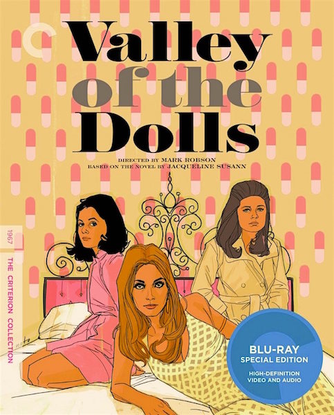 Restored and a proud member of The Criterion Collection... Valley of the Dolls Illustration | Phil Noto
