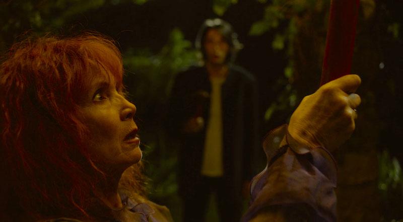Madame is just overexcited... Sabine Azema Cosmos Andrzej Zulawski, 2015 Cinematography | Andre Szankowski