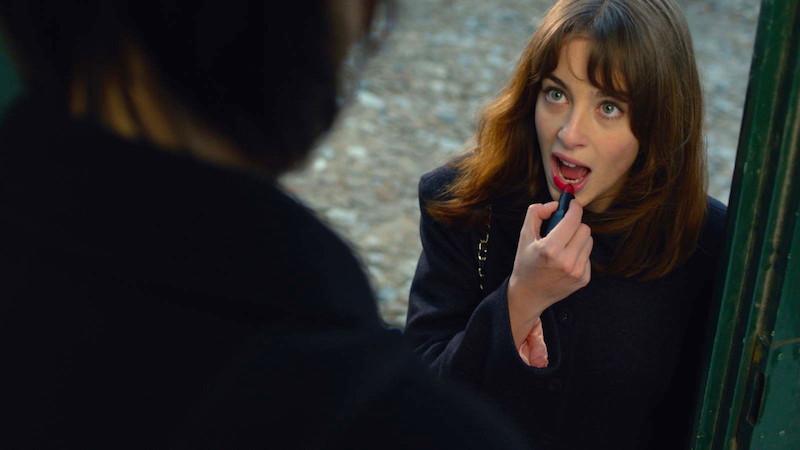 decorating lips. Cosmos Andrzej Zulawski, 2015 Cinematography | Andre Szankowski