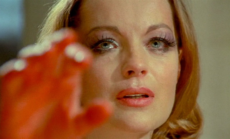 """Love me."" Romy Schneider That Most Important Thing / L'important c'est d'aimer Andrzej Zulawski, 1975 Cinematography 