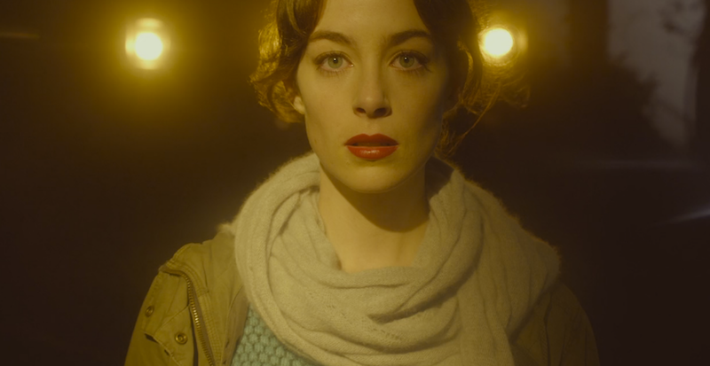 """Translated from Polish to German into French and fused into English. Witold Gombrowicz's often mistranslated """"Kosmos"""" is resurrected through another lens. Victoria Guerra Cosmos Andrzej Zulawski, 2015 Cinematography 
