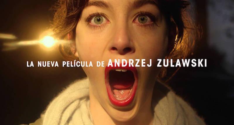 A film by Andrzej Zulawski Victoria Guerra Cosmos Andrzej Zulawski, 2015 Cinematography | Andre Szankowski
