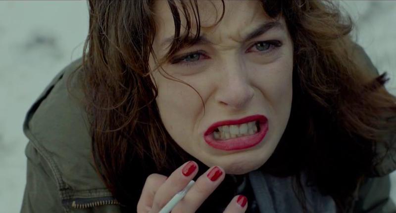 Victoria Guerra Cosmos Andrzej Zulawski, 2015 Cinematography | Andre Szankowski
