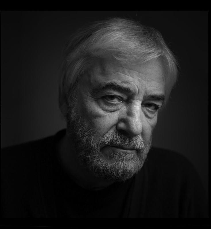 Andrzej Zulawski, 2014 Photograph by Marek Szczepanski