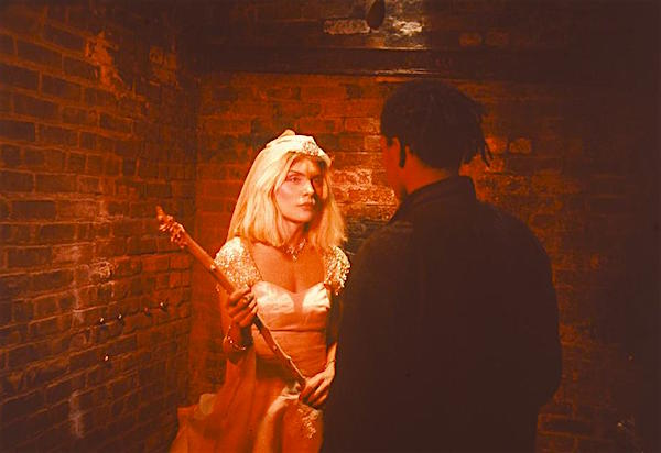 The more famous attempt to capture the NYC underground Post-Punk/New Wave movement is actually less revealing than what is found in Liquid Sky... Debbie Harry & Jean-Michel Basquiat Downtown 81 / New York Beat Movie Edo Bertoglio, 1981/2000 Cinematography | John McNulty