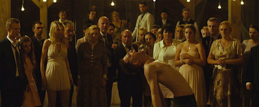 Unexpected take on Jewish folklore regarding dybbuk. Tragically this marks the final film of a brilliant young filmmaker. DEMON Marcin Wrona, 2015