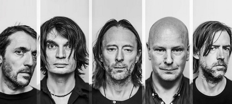 Radiohead Daydreaming