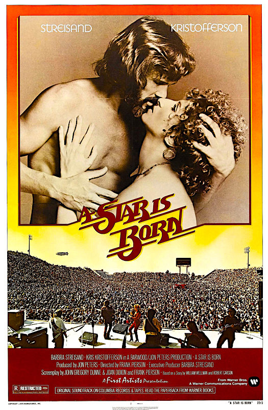 A Star Is Born Frank Pierson / Barbra Streisand, 1976